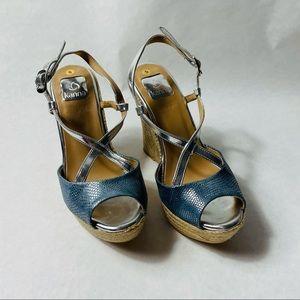 New Kanna Espadrille Wedge Heels